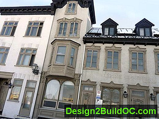 Saint-Roch, Quebec City, Quebec, Kanada za Old Design2BuildOC 2013 Best Old Soseski