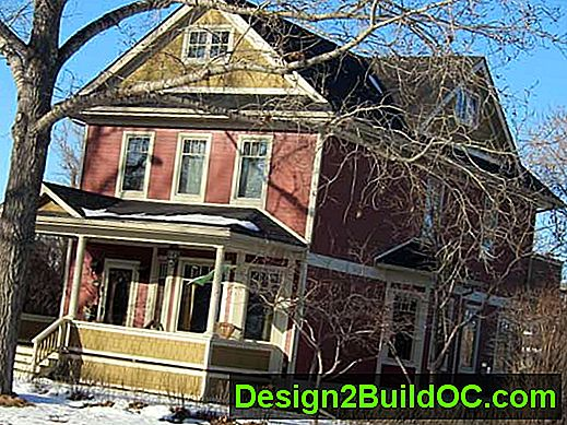 Inglewood, Calgary, Alberta, Kanada za Old Design2BuildOC 2013 Best Old Soseske