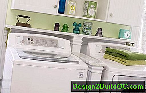 Pretty And Practical Laundry Room Rehacer - Ideas - 20192019.JulJul.MonMon