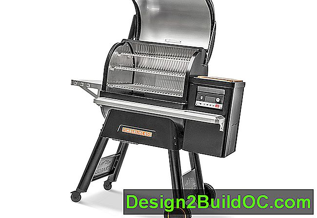 Timberline 850 Grill di Traeger