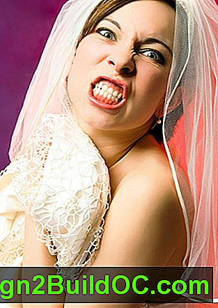 Big Wedding Blunders: sposa
