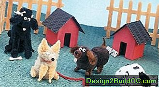 The Who Let the Dogs Out? Dog Craft is een kennel met veel plezier!