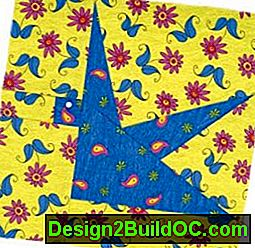 Pretty Bird Quilt Block: block