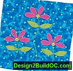 Pretty Maids Quilt Block: quilt