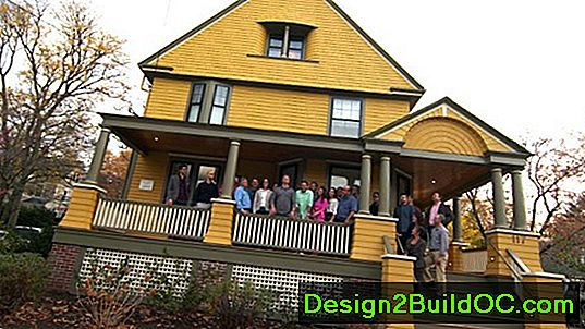 The Belmont Victorian House Project: Prima - Idee