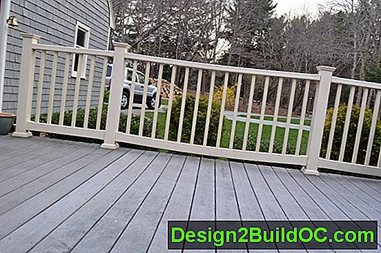 Deck-Railing Fix