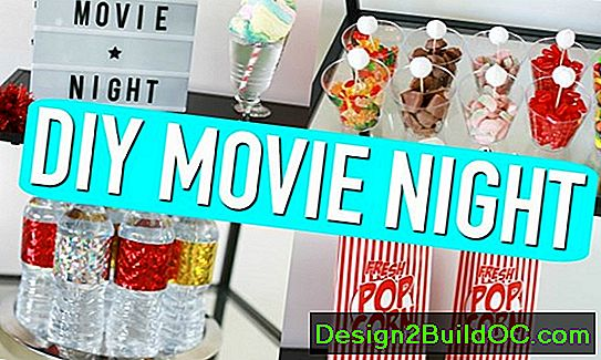 Diy Movie Night