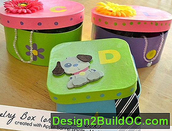 Box Crafts - Lifestyle
