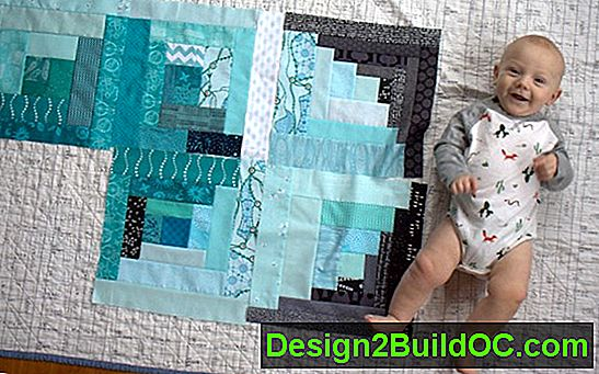 Inching Along Quilt Block - Stile di vita