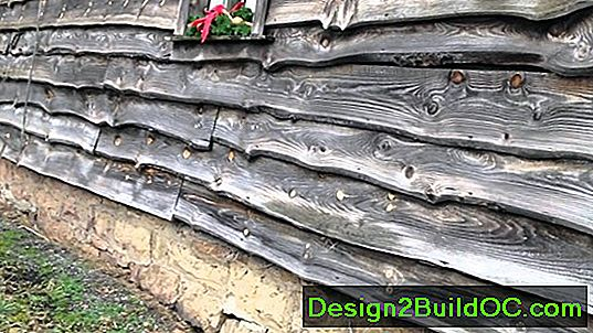 Log Siding With Bark?