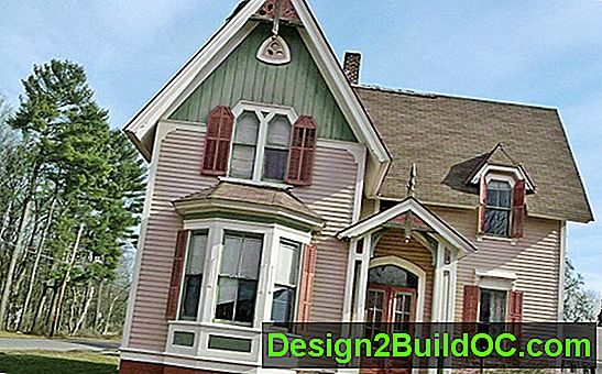 Save Design2BuildOC: Gothic Revival Cottage