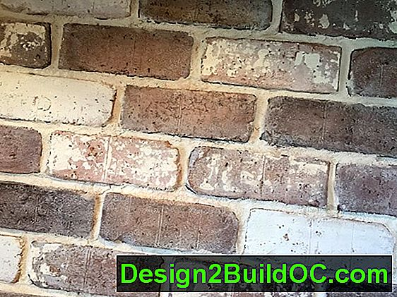 Brick Facing