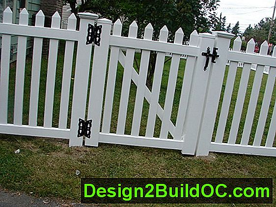 Picket Fences With Personality - Idee - 20192019.AugAug.WedWed