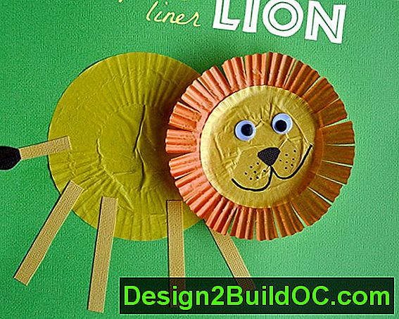Crafty Animal Projects For Kids