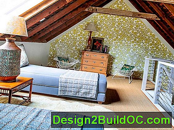 Una Suite Bright Attic Por $ 2,620