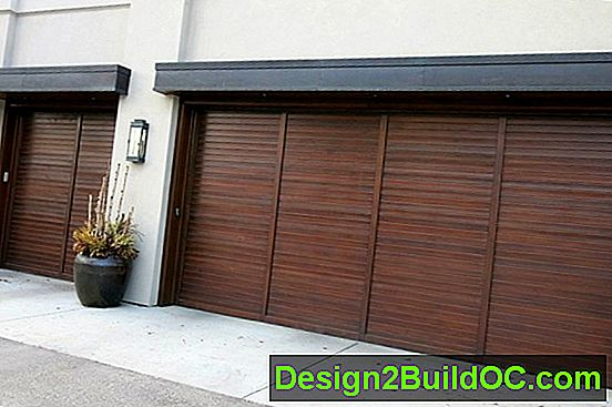 Garage-Door Glam