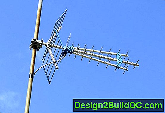 Cómo Construir Una Antena De Tv Digital