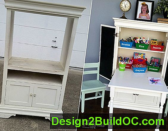 Upcycle Old Drawers En Estanterías - Ideas - 20192019.JulJul.MonMon