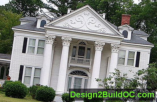 Save Design2BuildOC: A Classic Colonial Revival Voor $ 1