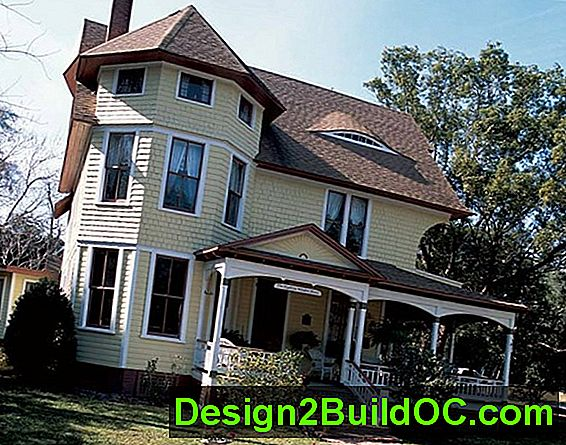 Save Design2BuildOC: Handsome North Carolina Queen Anne