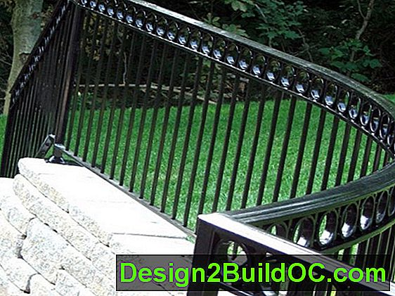 New Iron Railing