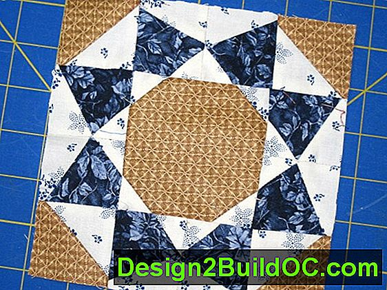 Quilt Block Shooting Star - Stile di vita - 20192019.MayMay.WedWed