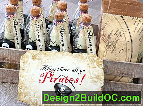 Top 10 Pirate Birthday Party Ideas