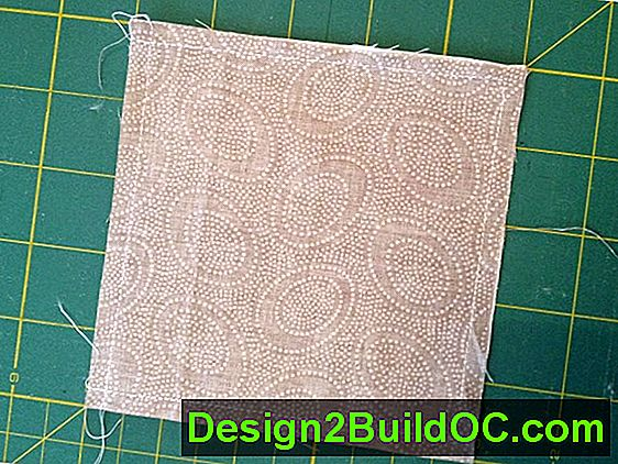 Triangoli Quilt Border Pattern